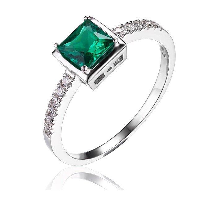 кольца, украшения, камень, изумруд, купить